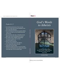 God's Words to Atheists - Alan O'Reilly