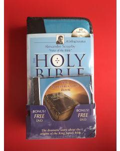 KJV Complete Audio Bible - Alexander Scourby