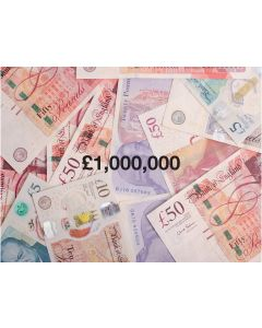 TfT! £1,000,000 - One Million Card front