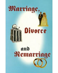 Marriage, Divorce and Re-marriage