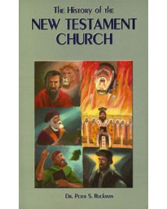 The History of the New Testament Church vol 1