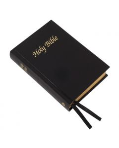Royal Ruby Text Presentation Bible cover