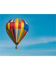 TfT - Greeting Card Air Balloon