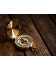 TfT - Greeting Card Compass