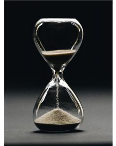 TfT - Greeting Card Hourglass