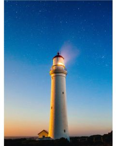 TfT - Greeting Card Lighthouse