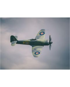 TfT - Greeting Card Spitfire