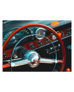 TfT - Greeting Card Steering Wheel