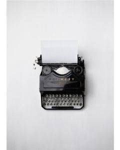TfT - Greeting Card Typewriter