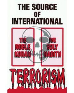 The Source of International Terrorism - Dr. Peter S. Ruckman