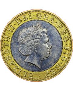 £2 Coin Coaster