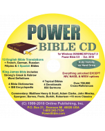 Power Bible CD