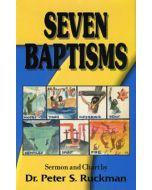 Seven Baptisms - Peter S. Ruckman