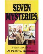 Seven Mysteries - Peter S. Ruckman