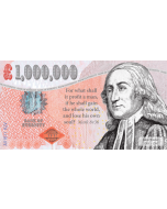 Million Pound Bank Note (John Wesley)
