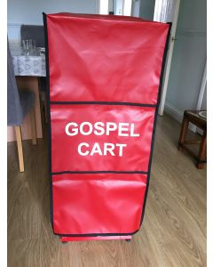 Gospel cart cover