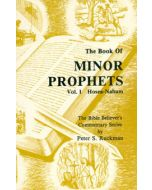 Commentary on The Minor Prophets Vol. 1