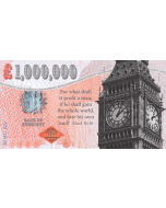 Million Pound Bank Note (Big Ben)